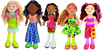 Manhattan Toy Groovy Girls & Boys Collection from Manhattan Toy