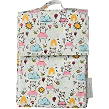 SugarBooger Lunch Sack, Clementine The Bear