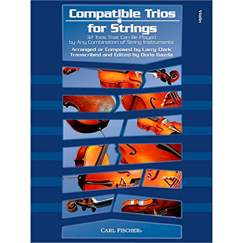 UPC 798408091187, Carl Fischer Compatible Trios for Strings - Violin (Book)