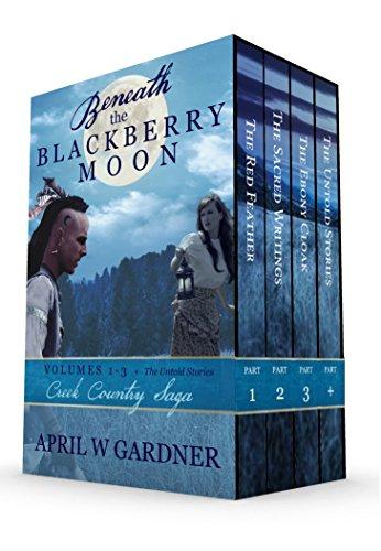 Beneath the Blackberry Moon Boxed Set ()