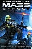 Mass Effect: Bd. 7: Foundation 3 - Shepards Klon