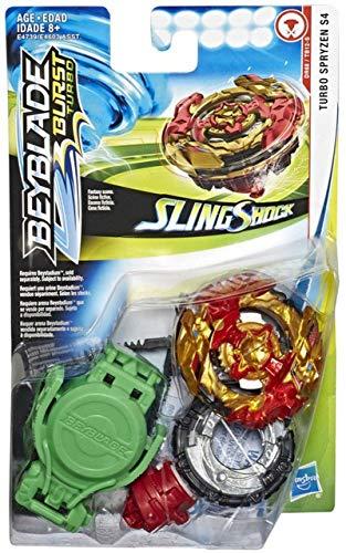 BEYBLADE Slingshock Turbo Spryzen