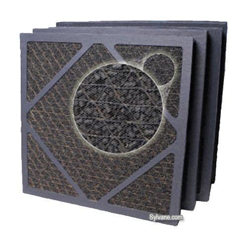 Hepa 500 Carbon Filter, 15-3/4 In. W, Herd of 4