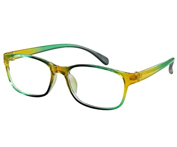 81d872b7aba Image Unavailable. Image not available for. Color  EyeBuyExpress Men Womens  Reading Glasses Retro Style ...