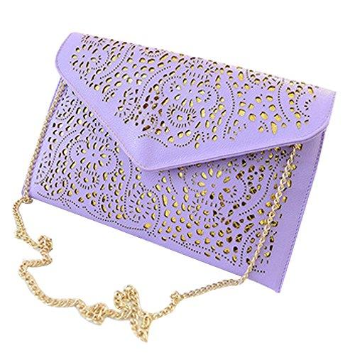 top-shop-womens-envelope-chain-totes-messenger-shoulder-bags-handbags-hobos-purple-clutches