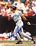 Alex Rodriguez Autographed 8x10 Photo Seattle Mariners Beckett BAS #E46260