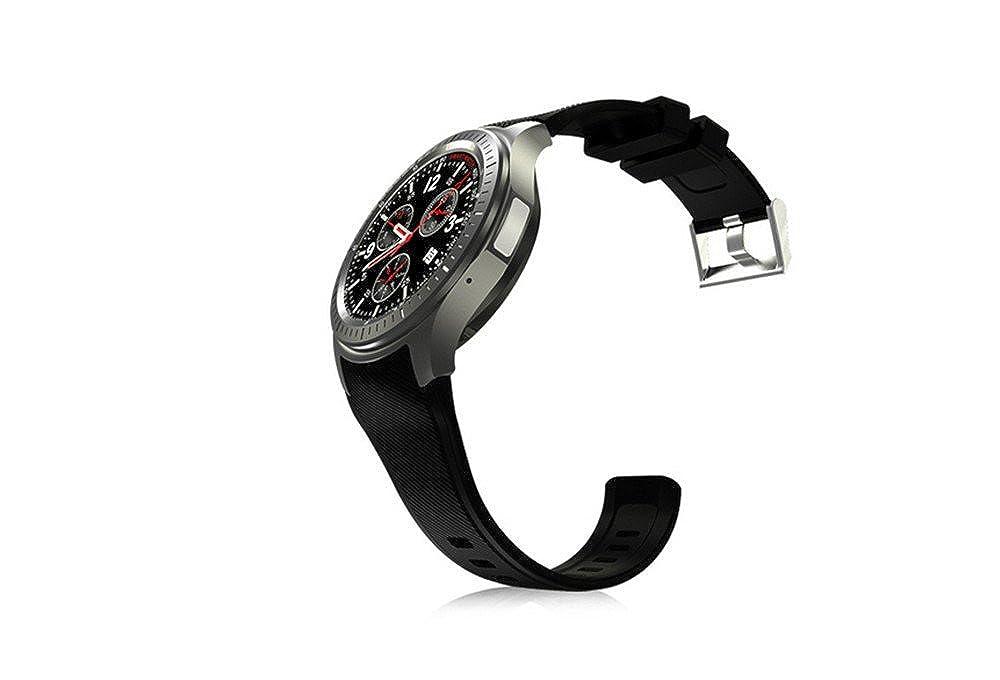 DM368 Smart Watch AMOLED pantalla redonda Android 5.1 WIFI ...