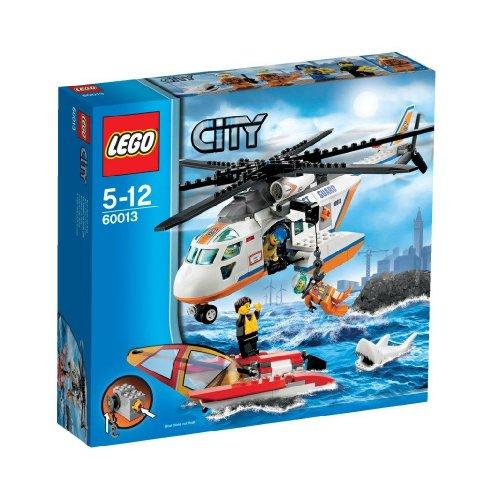 Lego City Coast Guard Coast Guard Helicopter, Multi Color