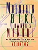 img - for Mountain Bike Owner's Manual book / textbook / text book