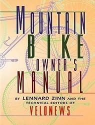 Mountain Bike Owner's Manual