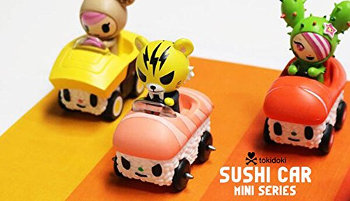 (Tokidoki Sushi Cars Blind Box Figure )