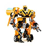 Transformation Robot Car Human Alliance with Sam Witwicky Action Figures Classic Anime Cartoon Toys for Boy