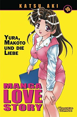 Manga Love Story, Band 16