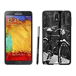 NEW Custom Diyed Diy For Touch 5 Case Cover Phone With Retro Bycicle Snow_Black Phone