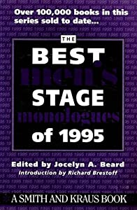 The Best Men's Stage Monologues of 1995