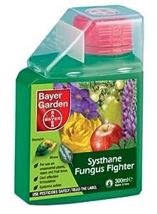 Bayer jardín systhane hongos Fighter