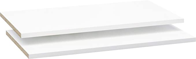 ABS Kanten und Melaminkanten Fachboden f/ür 80 cm K/üchenschrank Spanplattenzuschnitt mit Kanten livindo Regalboden Einlegeboden LICHT-GRAU 767 x 437 mm grau hellgrau L 76,7 cm x B 43,7 cm
