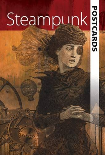 Steampunk Postcards (Dover Postcards)