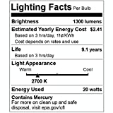 SYLVANIA General Lighting Sylvania CFL Light