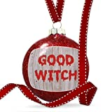 Christmas Decoration Good Witch Halloween Bloody Wall Ornament
