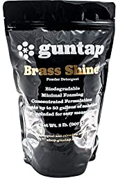 Brass Shine Powder Detergent, 2 Pound Package