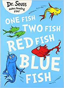 One fish two fish red fish blue fish dr seuss dr for One fish two fish red fish blue fish costume