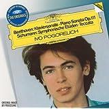 ベートーヴェン:ピアノ・ソナタ第32番/シューマン:交響的練習曲 他