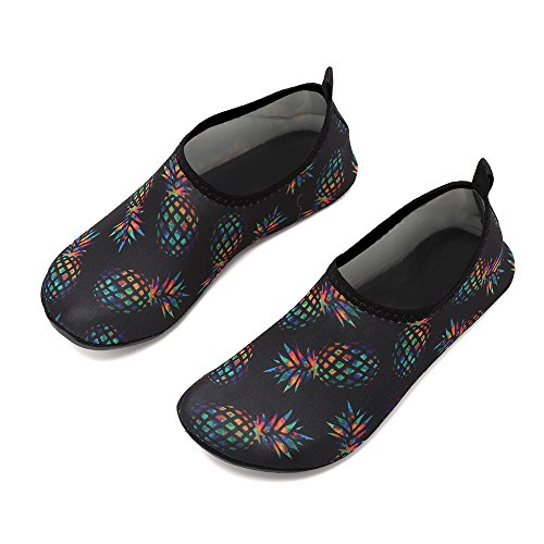 Waterproof Dry Water Women HooyFeel Shoes Pineapple Shoes Beach Quick Men Breathable with Phone Shoes Bag Skin Aqua for Barefoot Rq4aH0