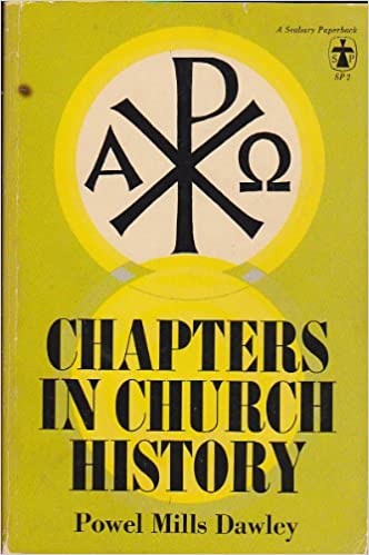 The History of the Church from Christ to Constantine Summary & Study Guide Description