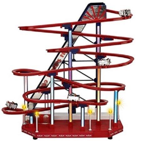(Mr. Christmas Animated Musical LED 1939 World's Fair Roller Coaster Decoration #79813)