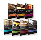 Working Wood 1 & 2: The Artisan Course with Paul Sellers. 7-DVD SET