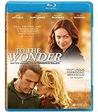 To the Wonder [Blu-ray]