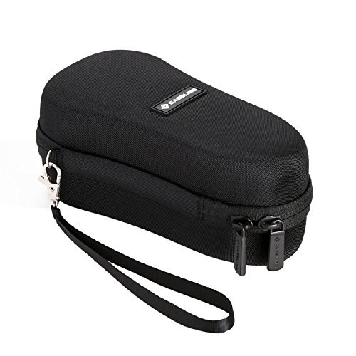Caseling Hard Case for Panasonic Arc3 & ES8243A Electric Razor / Shaver - Mesh Pocket for the Plug.