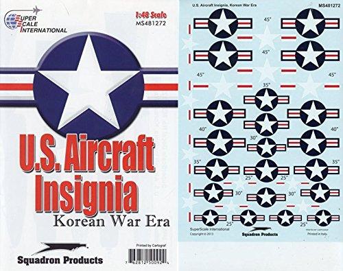 superscale-decals-148-korean-war-era-us-aircraft-insignia-ms481272
