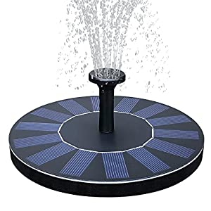 Solar-Powered-Bird-Bath-Fountain-Pump-14W-Floating-Solar-Panel-Fountain-Water-Pumps-Kit-Outdoor-Birdbath-Water-Fountain-Pump-for-Pond-Pool-Patio-and-Garden-Decoration