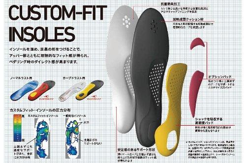 Shimano R300/M300 FK 41 Suela Para Zapatillas de Ciclismo, Negro, 41