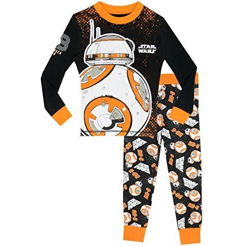 cheap Star Wars Boys' Star Wars BB8 Pajamas supplies