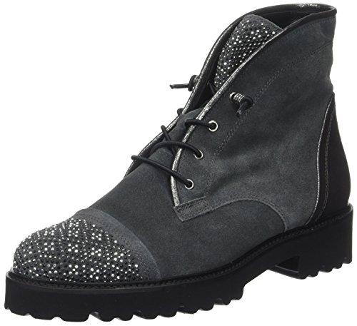 Gabor Dames Mode Laarzen Grijs (peper / Argento)