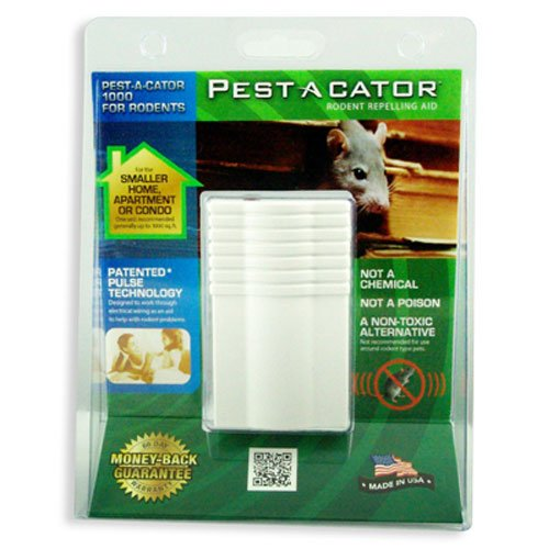 Pest A Cator 1000 Electromagnetic Rodent Repeller For Small Areas -  Global Instruments, 1200