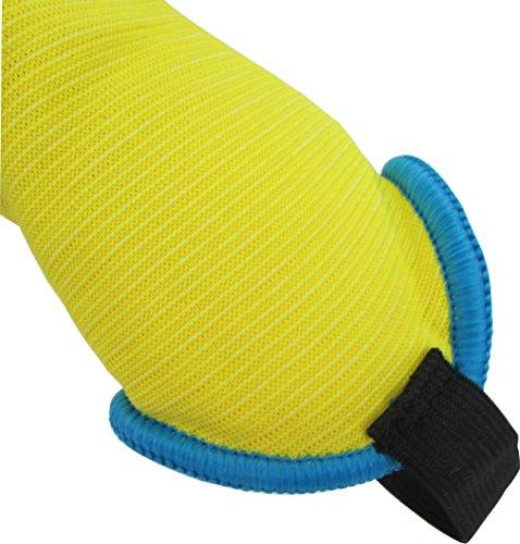 Vizari Malaga Soccer Shin Guards for Kids | Youth Soccer Gear for Boys Girls | Protective Soccer Equipment | Adjustable Straps