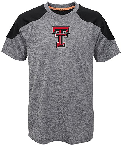 NCAA by Outerstuff NCAA Texas Tech Red Raiders Youth Boys