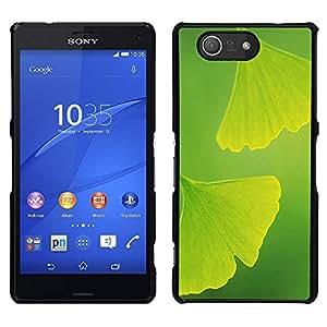 "For Sony Xperia Z3 Plus / Z3+ / Sony E6553 (Not Z3) , S-type Dos hojas"" - Arte & diseño plástico duro Fundas Cover Cubre Hard Case Cover"