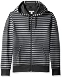 Amazon-Essentials-Mens-Patterned-FullZip-Hooded-Fleece-Sweatshirt-Black-Stripe-XLarge
