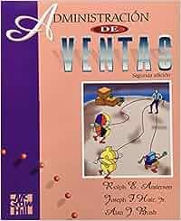Administracion de Ventas - 2 Edicion: Amazon.es: Rolph