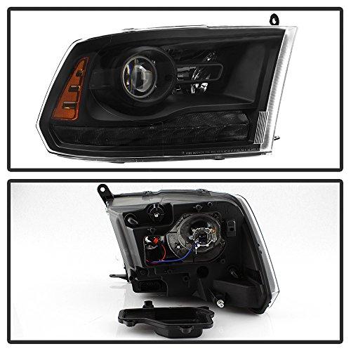 ACANII - For Black 2013-2018 Dodge Ram 1500 2500 3500 LED
