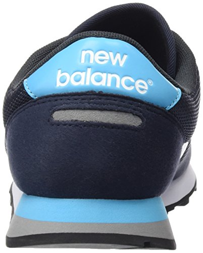 New Balance Herren U430V1 Low-Top, Blau (Blue), 45.5 EU