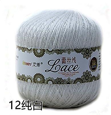 Fairy shop Hilo Crochet Puntilla Puntilla De Hilo De Algodón ...