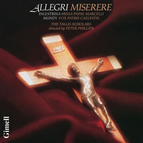 Allegri: Miserere / Palestrina: Missa Papae Marcelli / Mundy: Vox Patris Caelestis by GIMELL (Image #2)