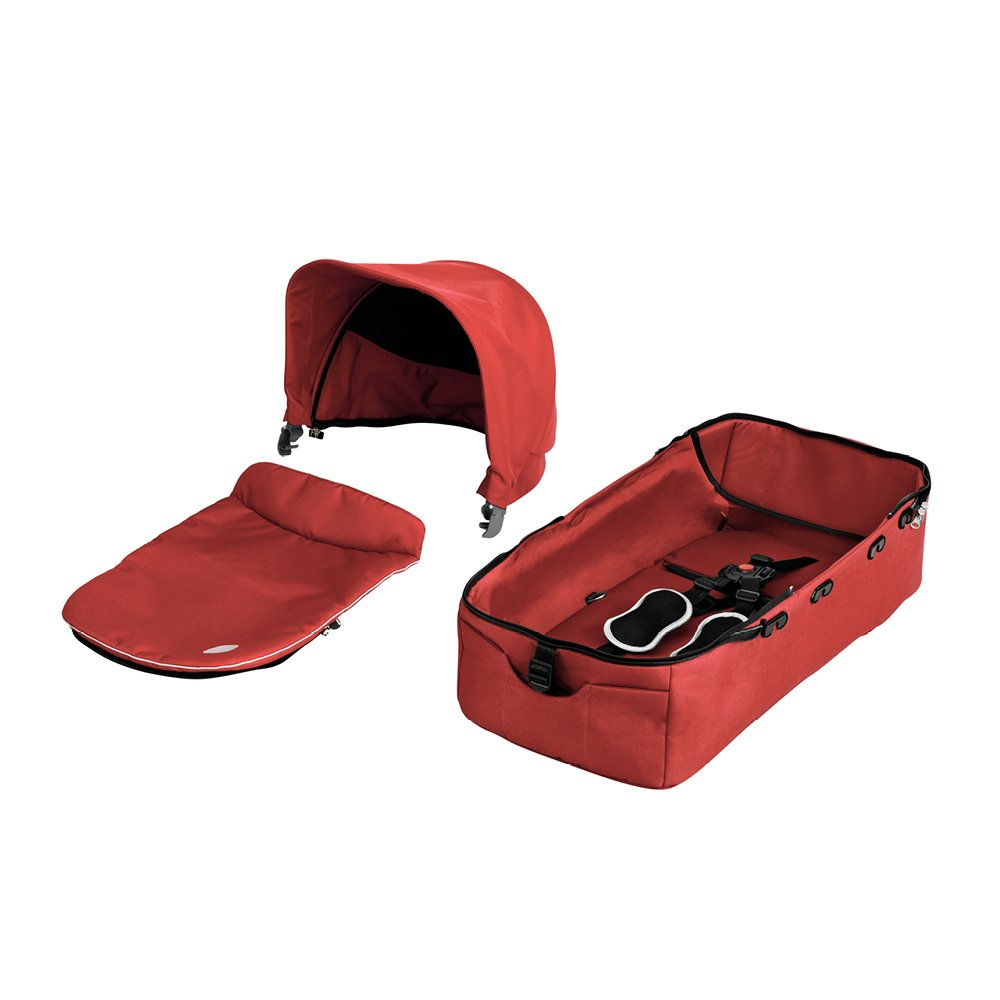 Seed Carry Cot, Red