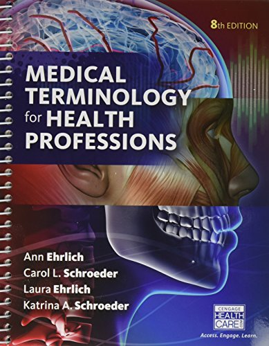 Bundle: Medical Terminology for Health Professions, 8th + MindTap Medical Terminology, 2 term (12 months) Printed Access Card